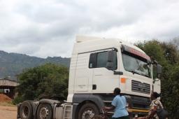 Road trip to Taita Hills