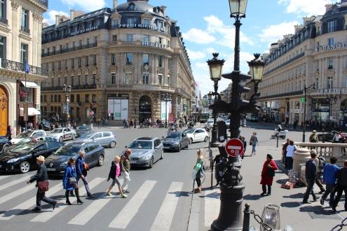 Palais Garnier street view